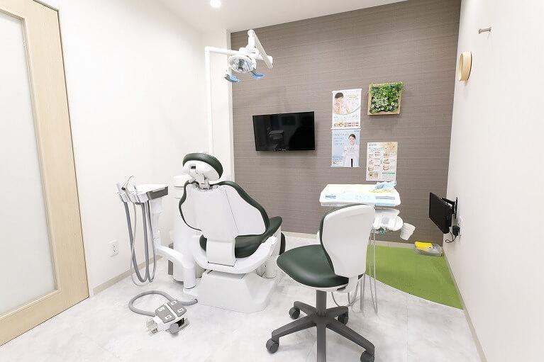 個室・親子診療室