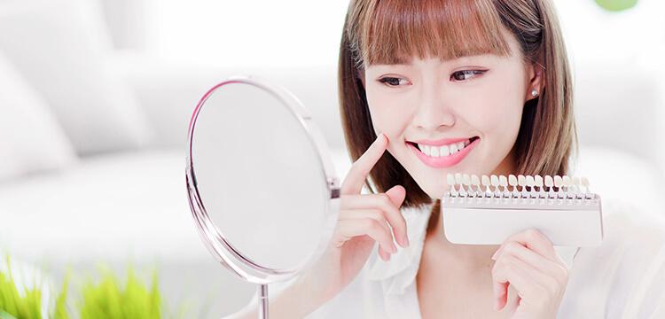歯を白くしてきれいになるホワイトニング